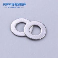 不锈钢平垫DIN125 实用防滑紧固平垫圈