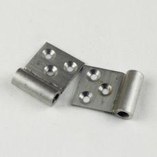 qile600_合页连接件 门业配件 铁镀白锌Q235