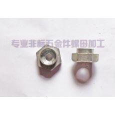 小松滤清器系列放水阀螺母/排水阀螺母/放水阀底座/专用铆接螺母