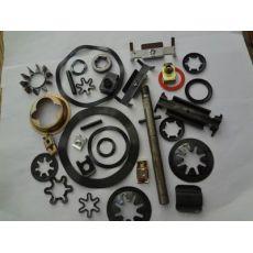 定做电动机配件 各类电机标准件 规格齐全