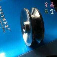 汽车发电机皮带轮 涨紧轮 电驱轴 电机配件 单槽皮带轮双槽皮带轮
