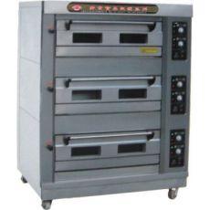 燃气三层六盘烘炉 面包烤炉 燃气烤炉 燃气烤箱 商用燃气烤炉