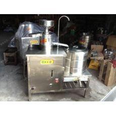 大小型不锈钢豆浆机 商用豆浆机35升70斤豆腐脑机豆花机豆奶机