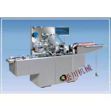 BK400透明膜盒式三维包装机