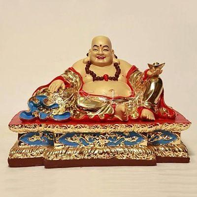 【弥勒佛佛像】名匠工艺 寺庙接佛 铜佛像 树脂佛像