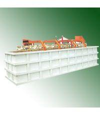 RA 2012合金、铝件电解除油粉
