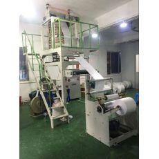 高速PE吹膜机 单层吹膜机 LD/HDPE吹膜机