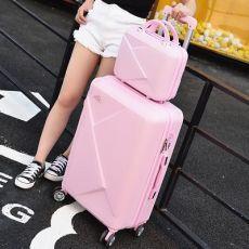 拉杆箱万向轮行李箱20寸女小清新旅行箱22寸24寸26寸密码箱