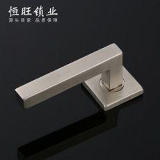 不锈钢门锁弯管系列06-113SS 分体执手锁 室内门锁五金