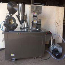 新型CGN208型半自动硬胶囊填充机 药粉胶囊填充机器