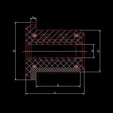 槽型加固换向器