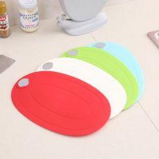 多功能塑料抗菌钻板多色分类切菜板,创意蜗牛菜板