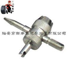 美式四合一拆卸气门芯扳手 气门芯钥匙 汽保工具小号