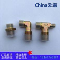精密铸造 三通管接头 弯头管接头 管件接口接头