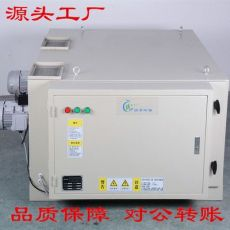 静电式除异味工业用油烟净化器一体机YTJ6202