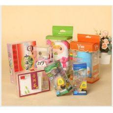 pvc透明包装盒子pet盒PP塑料盒圆柱形节日礼品盒