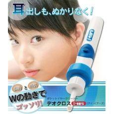 电动洁耳器i-ears电动挖耳勺吸耳器儿童静音软头挖耳器