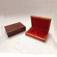 宝石玛瑙金条银条高档木制礼盒