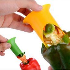 辣椒取蕊器多功能青椒辣椒番茄西红柿去芯器去核器