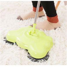 手推式扫地机 懒人家用360度旋转不用电扫地机