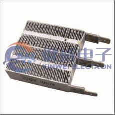 PTC波纹发热体、铝加热器、暖风机使用48x48x15mm220v
