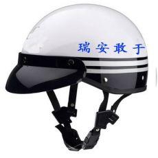 摩托车夏盔 防护交通执勤盔 骑行安全盔 高速交通用帽头盔
