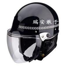 执勤头盔 高速路政交通全盔 交通执勤头盔 摩托骑行防护头盔
