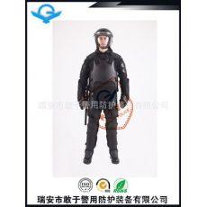 防酸,防碱,阻燃硬质防暴服 黑色防爆盔甲服