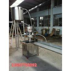 12头半自动万能液体定量灌装机啤酒白酒饮料果汁酒类瓶子灌装机器