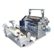 卷筒纸张分切机 靠背式摩擦收卷高速纸张分切机