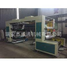 qile600_淋膜纸印刷机 四色柔版纸张印刷机 卷筒 纸张 印刷机械设备