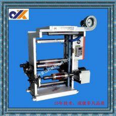 半自动柔性凸版印刷机嘉旭牌单色印刷机薄膜印刷机