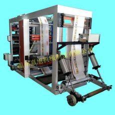2色800型高速柔性凸版印刷机