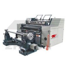 电脑高速卧式分切机纸卷 卷筒纸 不干胶 薄膜分条机