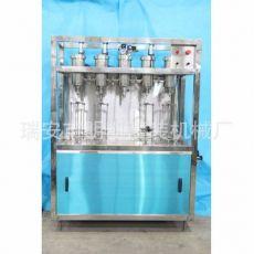 含气饮料灌装机 碳酸饮料灌装设备 小型半自动等压灌装机