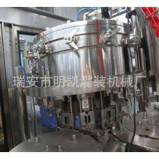 全自动含气饮料灌装机 碳酸饮料灌装机 可乐雪碧灌装生产线