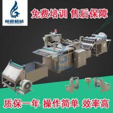 SW-700丝网印刷断张一体机 专注印刷机生产
