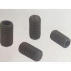8.8级内六角平端紧定螺钉.DIN913/GB77机米、顶丝、紧定螺丝