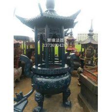 长方香炉香炉宝鼎 寺庙专用香炉宝鼎