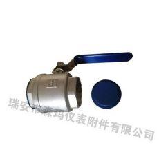 球阀DN25 燃气球阀 不锈钢球阀