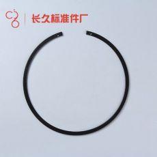 止动环 标准卡环 65锰钢丝止动环