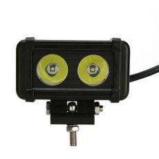 20W LED工作灯12-24V单排高亮长条灯 牧马人越野车灯 汽车照明灯
