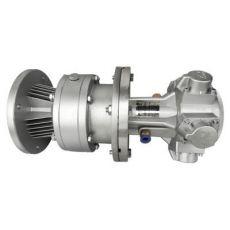 活塞式气动马达配摆线针减速机