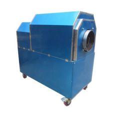 节能型炒货机100型气炒干货板栗食品加工设备