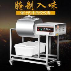 商用自动腌制机 肉制品全自动真空滚揉机