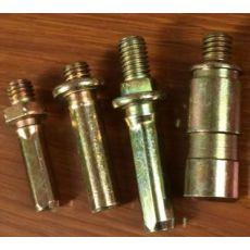 摩托车碟刹配件制动器滑动轴 A博士上滑动轴螺栓 非标紧固件