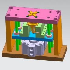 多孔钻夹具 多孔柔性焊接平台三维柔性焊接定位工装夹具