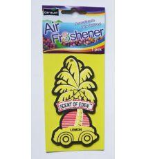香片 树车造型 除臭卡 香水片 香纸片 可定制 多种香味