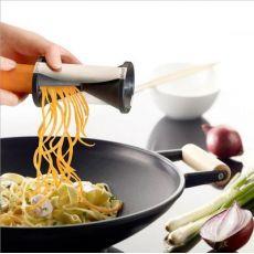 漏斗切丝器 厨房切丝器 螺旋切丝器 刨丝器