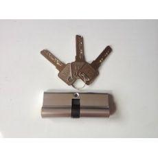 qile600_家装室内五金 塑钢门锁 70# 35*35mm双开铝包铜锁芯 锁头 锁具